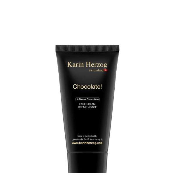 Karin Herzog Chocolate!, crema viso nutriente al cioccolato (50 ml)